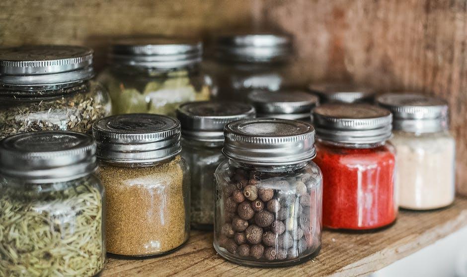 miarki na kuchenne przyprawy