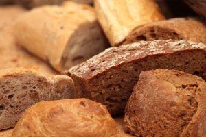 Upieczony chleb